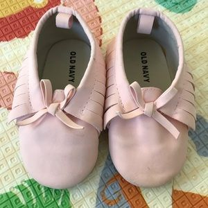 Old Navy - Baby Pink Boho Shoes